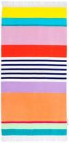 Sunnylife Sunny Life Luxe Block Stripe Havana Towel