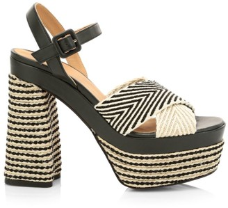 Castaner Analia Espadrille Platform Sandals