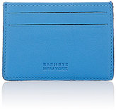 Barneys New York MEN'S CARD CASE-BLUE
