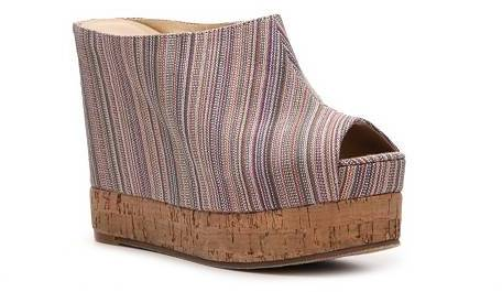 Chinese Laundry Keep It Cool Wedge Slide