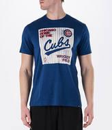 '47 Men's Chicago Cubs MLB Knock Vintage T-Shirt