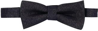 DSQUARED2 Metallic-Thread Bow Tie