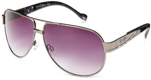 Jessica Simpson J5055 Aviator Sunglasses