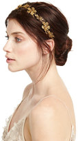 Jennifer Behr Nyssa Golden Circlet Headband