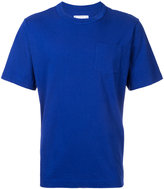 Sacai crew neck t-shirt - men - Cotton - I