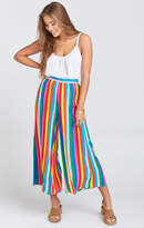 MUMU Explorer Pants ~ Tulum Stripe Cruise