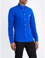 Kenzo Slim-fit Cotton Shirt