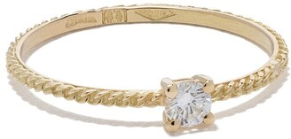 Wouters & Hendrix Gold 18kt gold diamond Uzerai exclusive ring