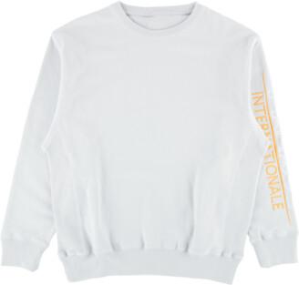 Palace Internationale Crewneck T-Shirt - Large