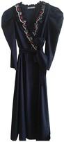 VIVETTA Blue Cotton Dress for Women
