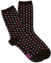 Vera Bradley Dot Socks