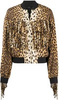 R 13 Cheetah bomber jacket