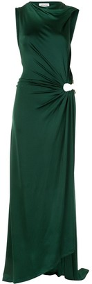 Monse Cut Out Evening Dress