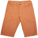 Emile et Ida Sale - Cotton & Linen Bermuda Shorts