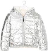 MonnaLisa padded jacket - kids - Polyester - 2 yrs