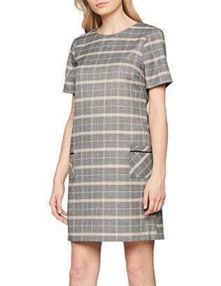Dorothy Perkins Women's Check Shift Dress,(Manufacturer Size:)