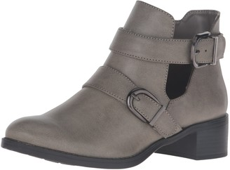 Easy Street Shoes Women's Badge Ankle Bootie