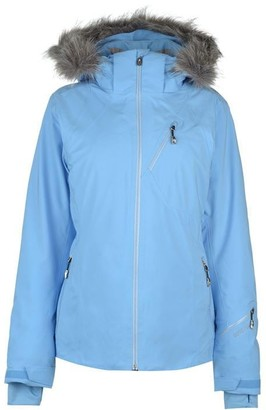 Spyder Geneva Faux Fur Jacket Ladies