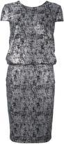 Talbot Runhof 'Locha' dress