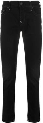 True Religion Mid-Rise Skinny Jeans