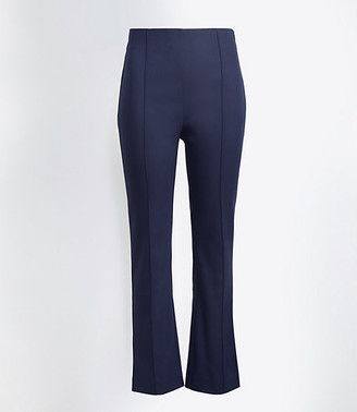 LOFT Tall High Waist Kick Crop Pants