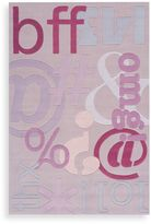Momeni 'Lil Mo Hipster LMT-4 Area Rug in Lilac