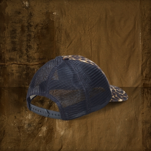 Denim & Supply Ralph Lauren Cheetah Trucker Hat