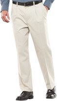 Croft & Barrow Men's Stretch Easy-Care Classic-Fit Pleated Pants