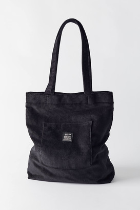 Urban Outfitters Basic Corduroy Tote Bag
