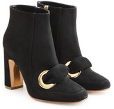 Rupert Sanderson Suede Ankle Boots