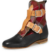 Vivienne Westwood Tartan Seditionaries Boots Size 3