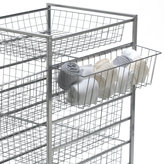 Elfa Platinum HangmateTM Accessory Basket