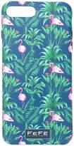 Fefè Flamingo iPhone 8 plus cover