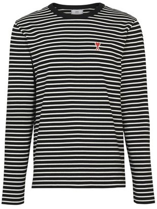 Ami De Coeur striped t-shirt