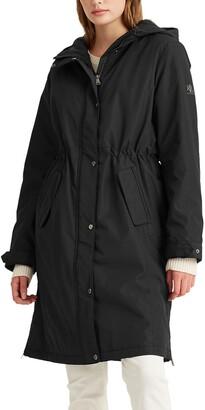 Lauren Ralph Lauren Insulated Raincoat