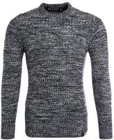 Superdry SURPLUS GOODS CREW Jumper open navy twist