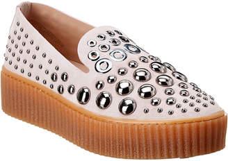 Pinko Bomba Suede Sneaker