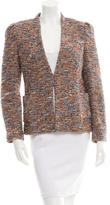 Ungaro Metallic Bouclé Jacket