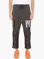 Y-3 Grey 3-Layer Track Pants