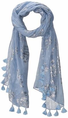 Collection XIIX Women's Dandelion Foil Wrap