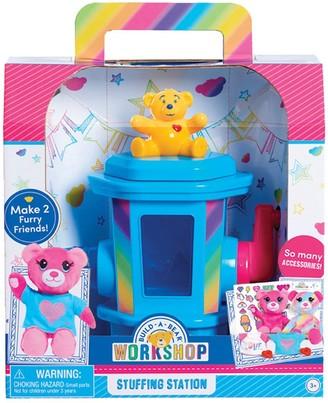 Build A Bear Workshop Stuffing Station