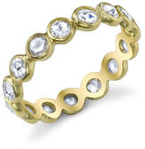 Irene Neuwirth Rose Cut Diamond Band - Yellow Gold
