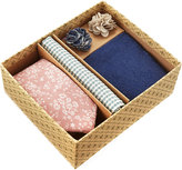 Original Penguin Five-Piece Sock & Tie Box Set, Multi/Floral