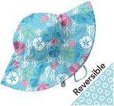 I Play Reversible Brim Sun Hat (Baby/Toddler) - Multicolor-Newborn