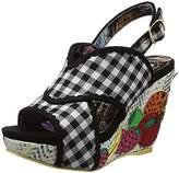Irregular Choice Women Bahama Mama Platform Sandals,37 EU