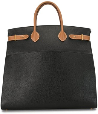 Hermes 1998 pre-owned Airport Travel tote
