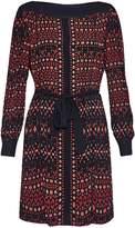 Great Plains Tarim Ladder Lace Detail Dress