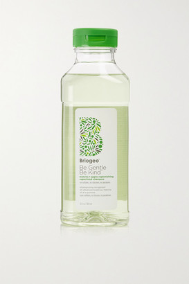 BRIOGEO Be Gentle, Be Kind Matcha Apple Replenishing Superfood Shampoo, 369ml