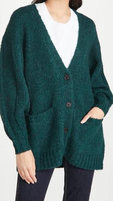 3.1 Phillip Lim Alpaca Wool Grandpa Cardigan