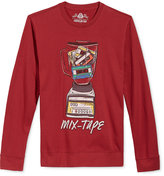 American Rag Men's Mix Tape Graphic-Print Sweatshirt, Only at Macy's